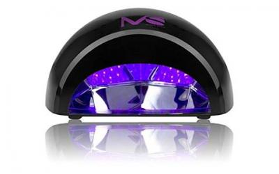 MelodySusie 12W LED Nail Dryer - Nail Lamp Curing LED Gel Nail Polish