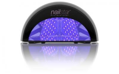 NailStar Professional LED Nail Dryer Nail Lamp for Gel Polish