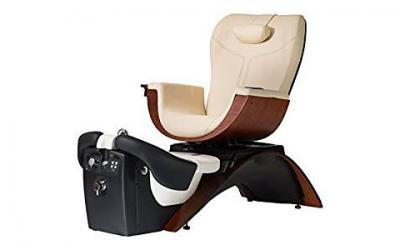 Continuum Maestro Pedicure Spa Chair In (FOSSIL)