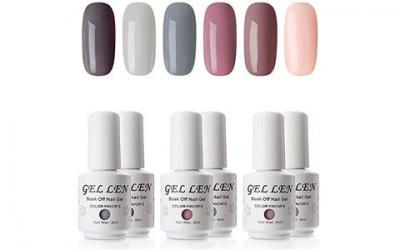 Gellen Gel Nail Polish Set