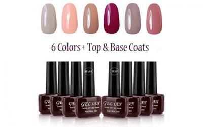 Gellen UV Gel Nail Polish Kit