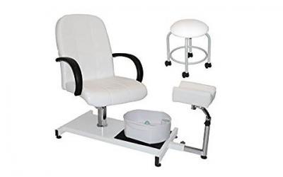LCL Beauty Hydraulic Lift Adjustable Pedicure Unit