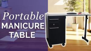 Best Portable Manicure Table of 2020