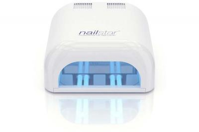 NailStar Professional 36 Watt UV Nail Dryer Nail Lamp for Gel with 120 and 180 Second Timers